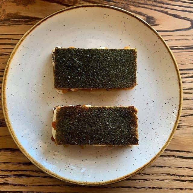 Seaweed Sandwich